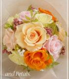 OM12 ご両親へ花束贈呈