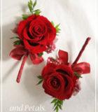 OR22 花束贈呈のブトニア