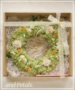 OW91 ご両親へ花束贈呈