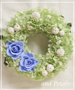 OW138 ご両親へ花束贈呈