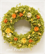 OW136 ご両親へ花束贈呈