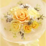 B024 Gradation Bouquet Citrus