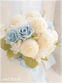 M002 Something Blue Mini Bouquet