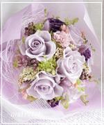 OB8 ご両親へ花束贈呈