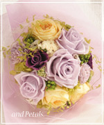 OB13 ご両親へ花束贈呈