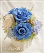 OB34 ご両親へ花束贈呈