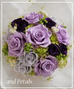 OB22 ご両親へ花束贈呈