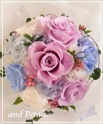 OB37 ご両親へ花束贈呈