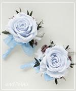 OB20 花束贈呈のブトニア