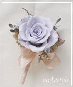 OB17 花束贈呈のブトニア