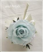 OB28 花束贈呈のブトニア