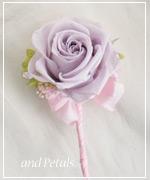 OB30 花束贈呈のブトニア