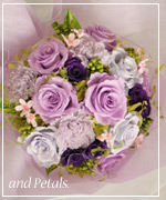 OB25 ご両親へ花束贈呈