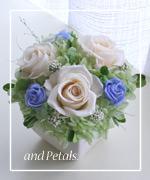 OB2 ご両親へ花束贈呈