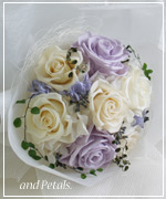 OB10 ご両親へ花束贈呈