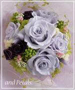 OB21 ご両親へ花束贈呈