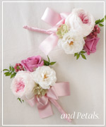 OF25 花束贈呈のブトニア