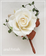 OH42 花束贈呈のブトニア