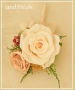 OH55 花束贈呈のブトニア