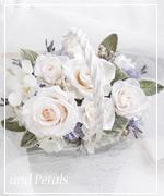 OH34 ご両親へ花束贈呈