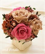 OH57 ご両親へ花束贈呈