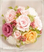 OM8 ご両親へ花束贈呈