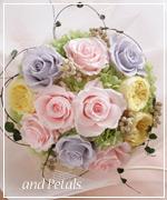 OM9 ご両親へ花束贈呈