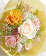 OM17 ご両親へ花束贈呈