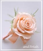 OOR10 花束贈呈のブトニア
