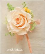 OOR73 花束贈呈のブトニア