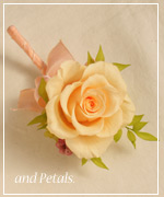 OOR94 花束贈呈のブトニア