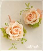 OOR28 花束贈呈のブトニア