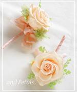 OOR43 花束贈呈のブトニア