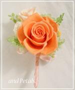 OOR37 花束贈呈のブトニア