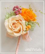 OOR41 花束贈呈のブトニア