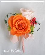OOR47 花束贈呈のブトニア