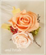 OOR57 花束贈呈のブトニア