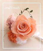 OOR6 花束贈呈のブトニア