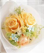 OM19 ご両親へ花束贈呈