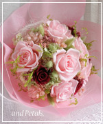 OP26 ご両親へ花束贈呈