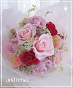 OP60 ご両親へ花束贈呈