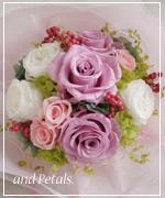 OP85 ご両親へ花束贈呈