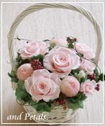 OP135 ご両親へ花束贈呈