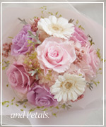 OP124 ご両親へ花束贈呈