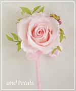 OP72 花束贈呈のブトニア