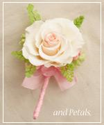 OP74 花束贈呈のブトニア