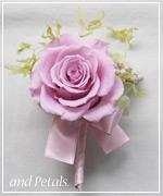 OP88 花束贈呈のブトニア