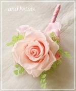 OP104 花束贈呈のブトニア