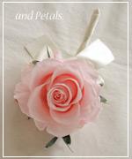 OP117 花束贈呈のブトニア