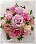 OP131 ご両親へ花束贈呈